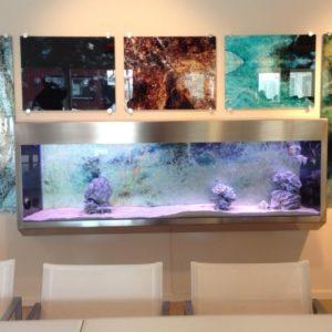 Aquarium Design High End Furniture Store