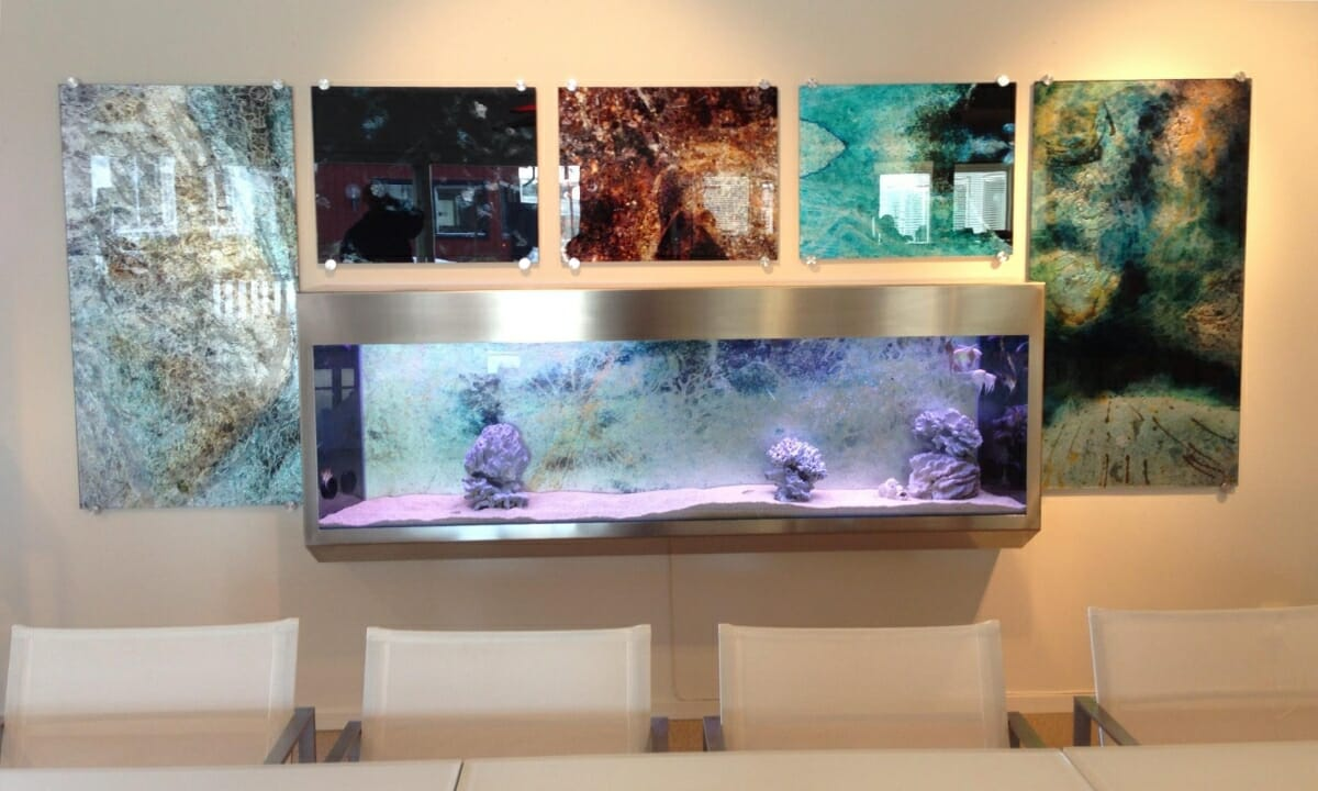 Aquarium Design High End Furniture Store