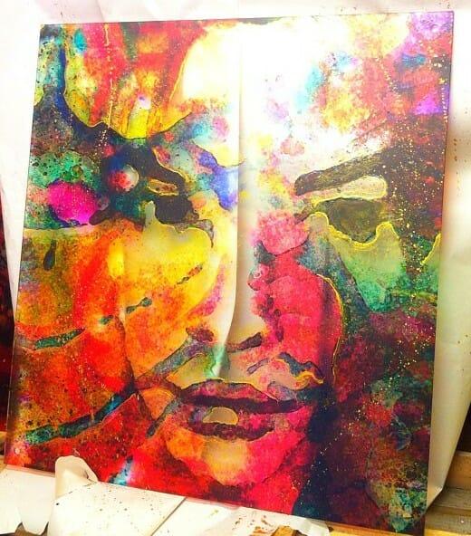 Maluni-art-selfportrait-face