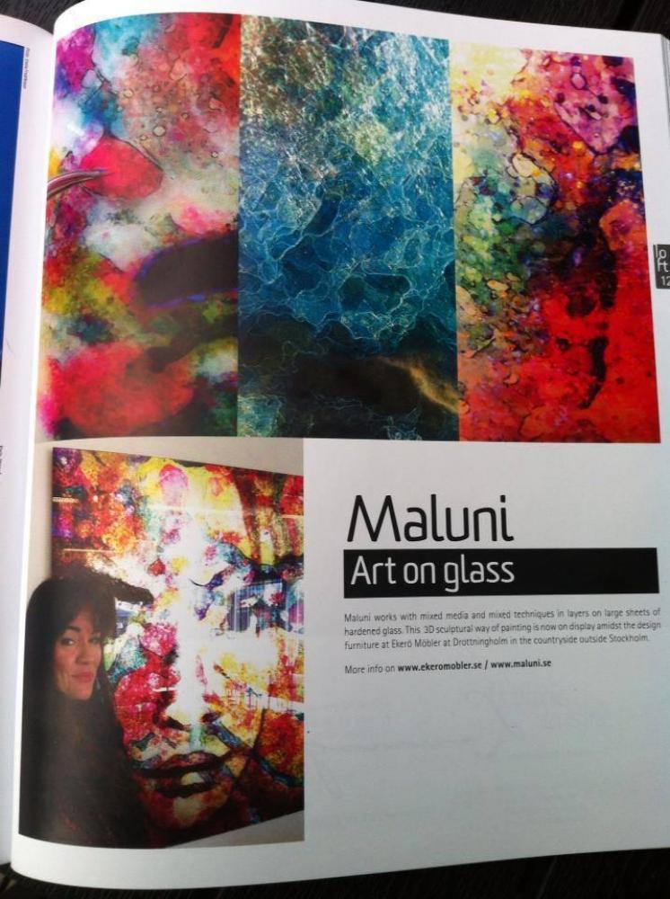 Maluni in Loft Art & Design Magn