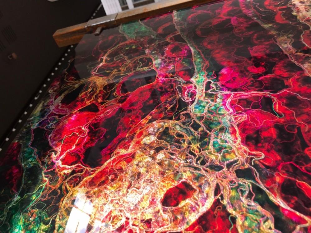 "Detail ""Esmerald Abyss"""